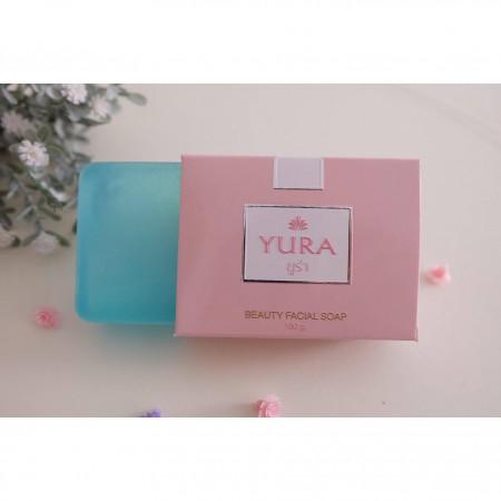 Yura Beauty Facial Arbutin Soap (ยูร่า บิวตี้ เฟเชียล อาร์บูติน โซพ)