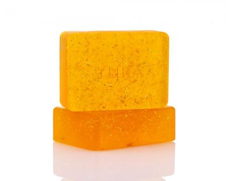 Yura Beauty Facial Collagen Plus Gold Soap (ยูร่า บิวตี้ เฟเชียล คอลลาเจน พลัส โกลด์)